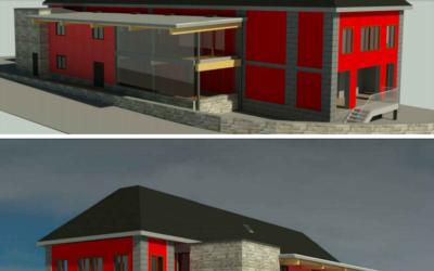 L'Ajuntament de Naut Aran estudia l'ampliació de l'escola Ruda de Salardú